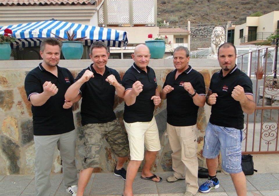 Resymé fra samlingen på Gran Canaria 6-12.mai 2015