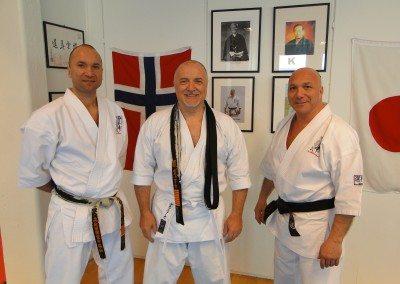 Fulvio, Paolo & Michele