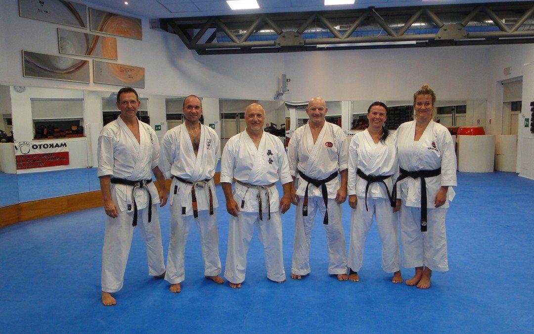 Forlenget treningsopphold i Trieste (Juli 2015)