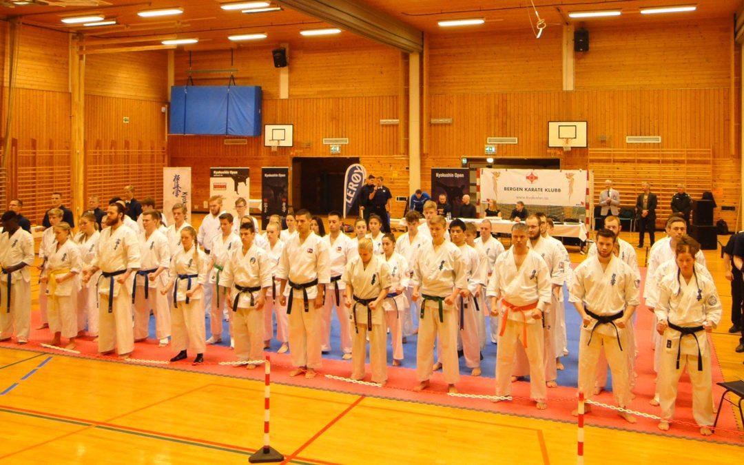 Kyokushin Open Bergen 2017