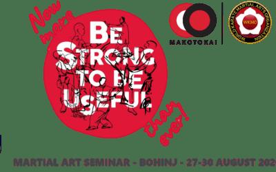 Sommerleir i Bohinj 27-30.august 2020