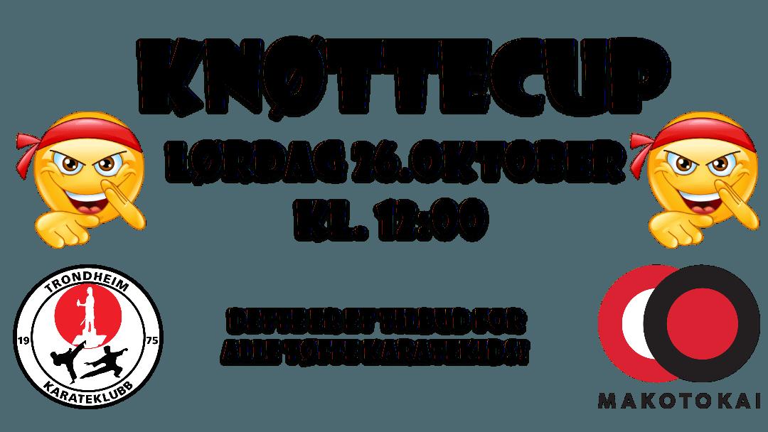 Knøttecup lørdag 26.oktober kl. 12:00