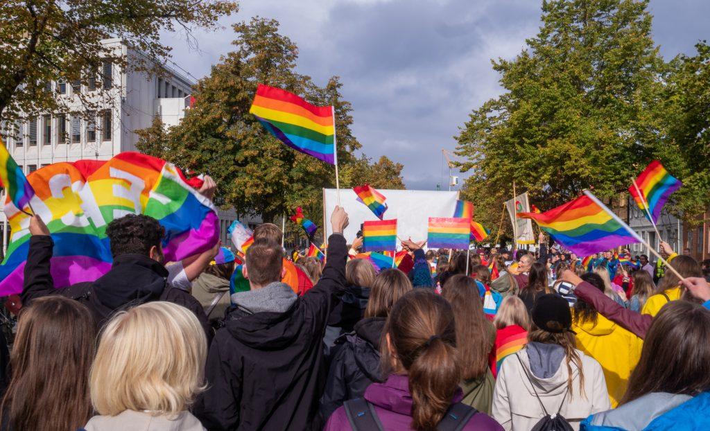 Trondheim Pride lørdag 14/9-2019