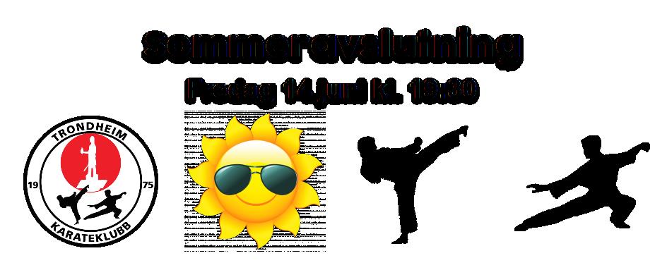 Påmelding til sommeravslutning